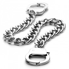 Bracelet homme chaine et menottes
